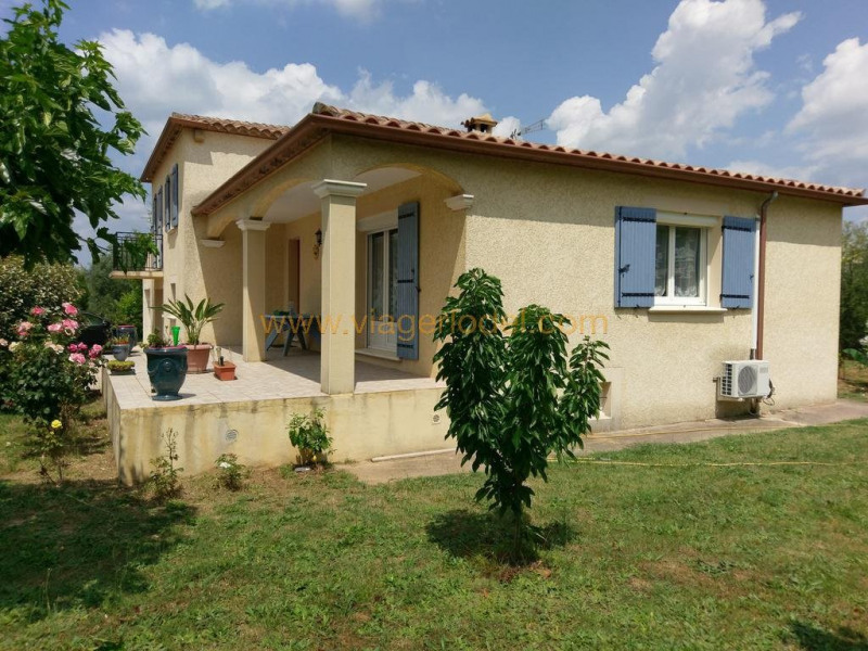 Lijfrente  huis Collias 120000€ - Foto 2