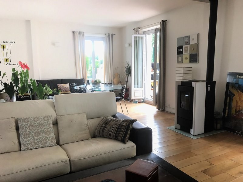 Sale apartment Villennes sur seine 520000€ - Picture 5