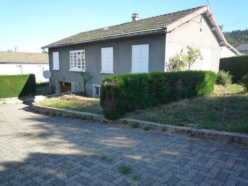 Sale house / villa Le chambon sur lignon 114000€ - Picture 2