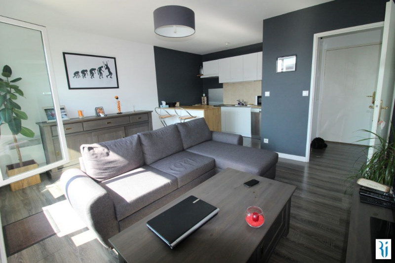 Vente appartement Deville les rouen 123 500€ - Photo 2