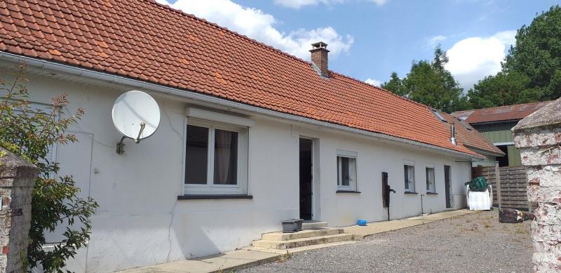 Location maison / villa Verchocq 550€ CC - Photo 1