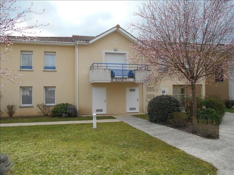Vente appartement Niort 78300€ - Photo 1