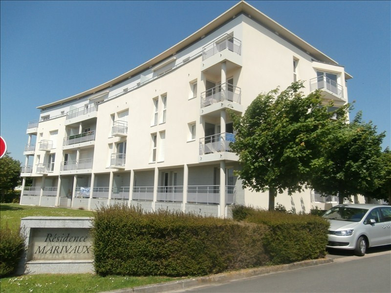 Investment property apartment Ifs 75 000€ - Picture 1