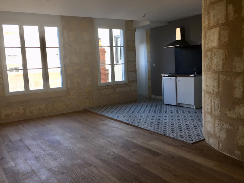 Vente appartement Bordeaux 370000€ - Photo 1