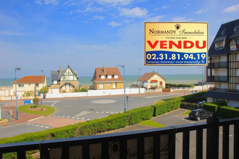 Vente appartement Villers sur mer 138 000€ - Photo 1