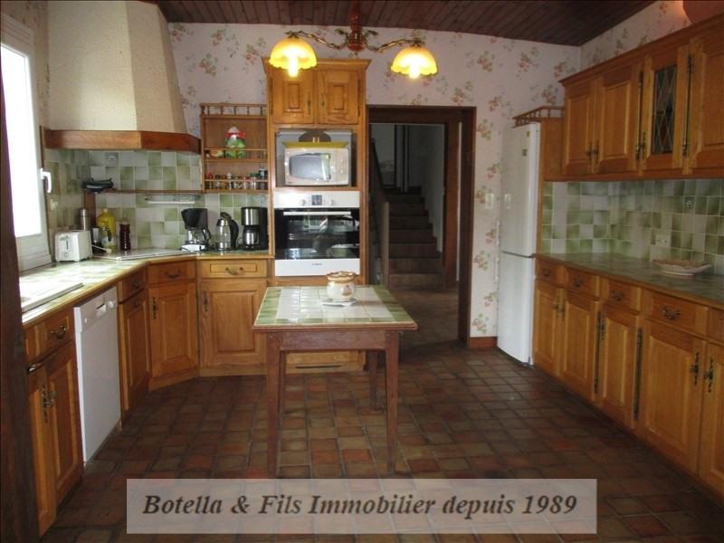 Sale house / villa Ruoms 318000€ - Picture 4