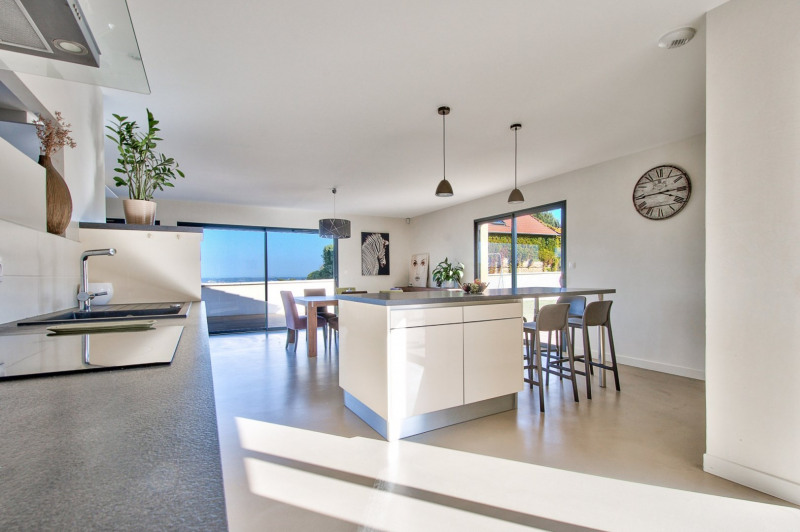 Deluxe sale house / villa Lachassagne 610000€ - Picture 9