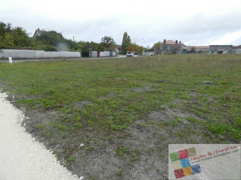 Vente terrain Chateaubernard 49000€ - Photo 2