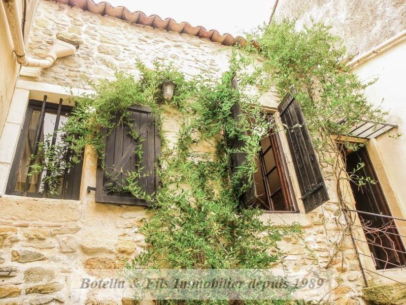 Venta  casa Uzes 140000€ - Fotografía 1