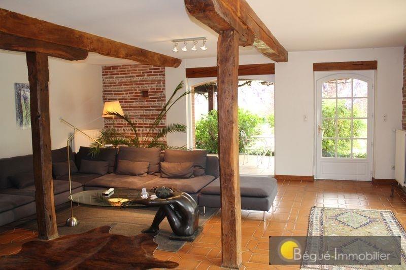 Deluxe sale house / villa 15 mns blagnac 786000€ - Picture 5