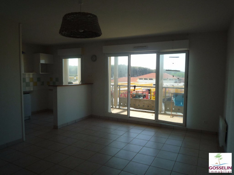 Verkoop  appartement Biscarrosse 161500€ - Foto 2