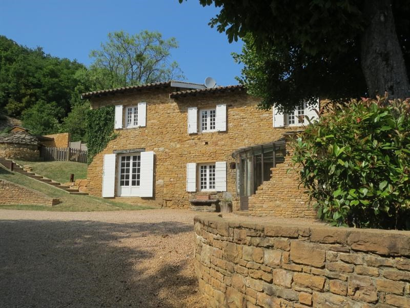 Deluxe sale house / villa Poleymieux-au-mont-d'or 1295000€ - Picture 1