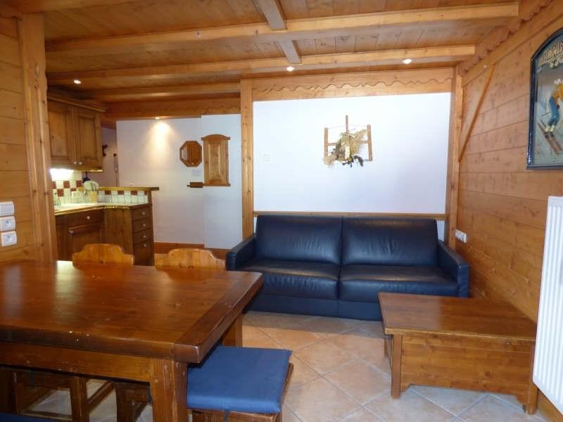 Vente appartement Meribel 380000€ - Photo 2