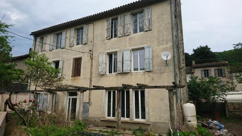 Vente maison / villa Labastide rouairoux 123000€ - Photo 1