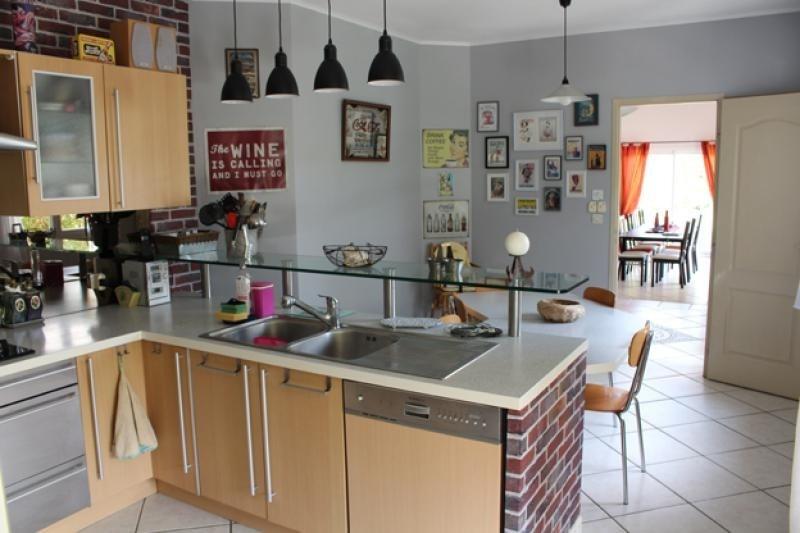 Deluxe sale house / villa Villette d anthon 599000€ - Picture 8