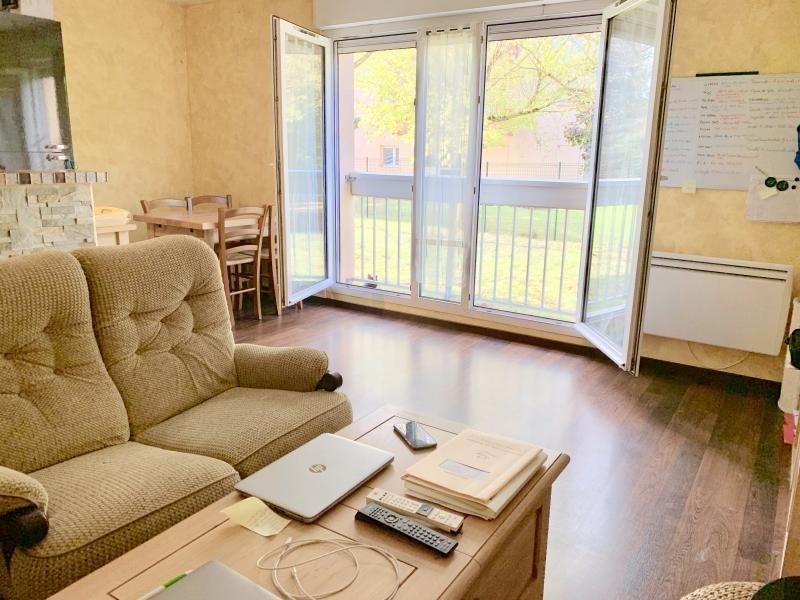 Sale apartment Villabe 119900€ - Picture 3