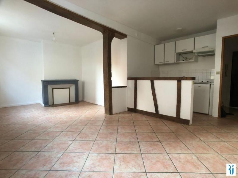 Vendita appartamento Rouen 119000€ - Fotografia 1