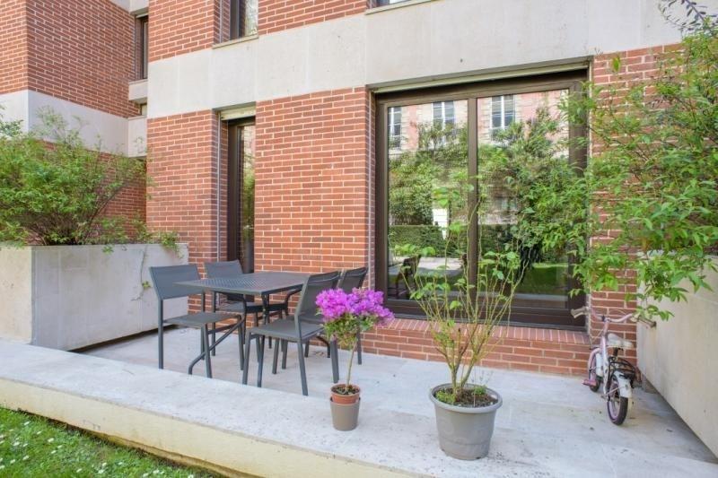 Vente de prestige appartement Paris 3ème 1690000€ - Photo 2