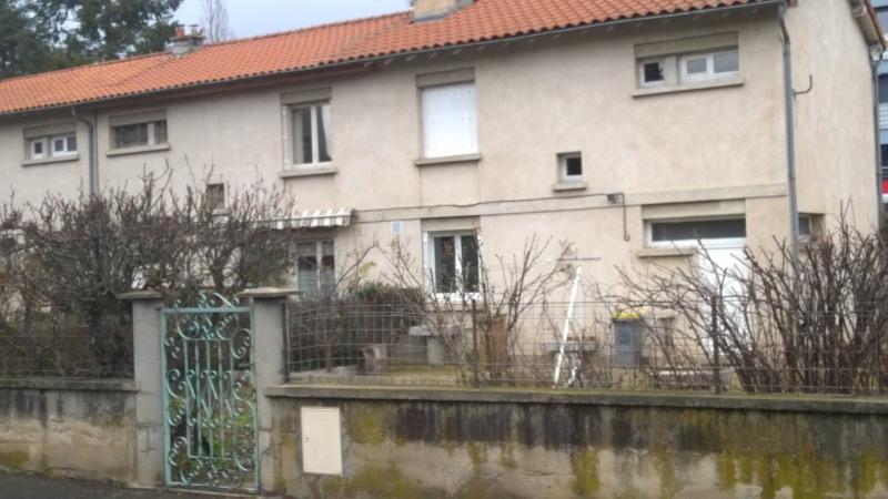 Location maison / villa Brives charensac 600€ CC - Photo 1