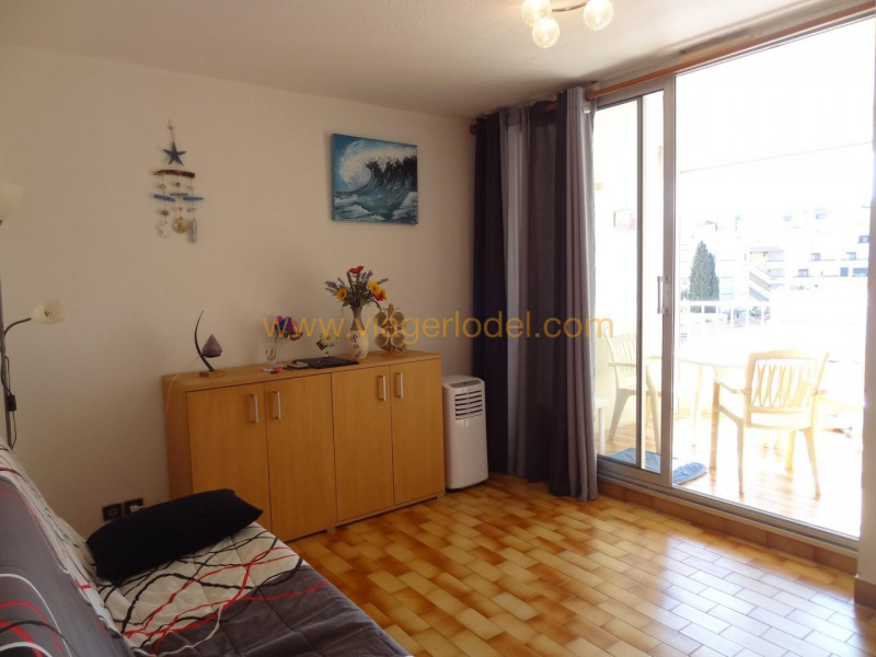 Viager appartement Agde 38 000€ - Photo 1