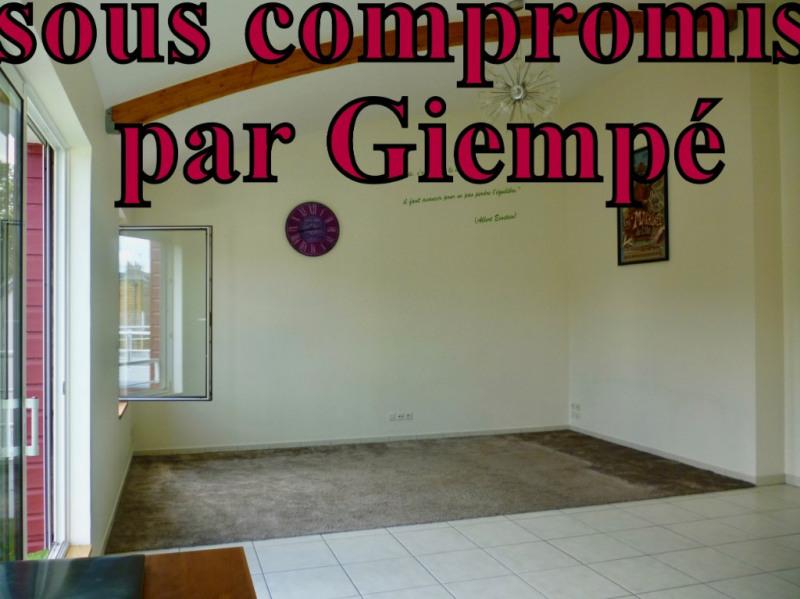 Sale apartment Nantes 340500€ - Picture 1