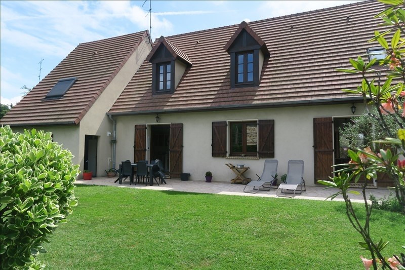 Verkoop  huis Magny les hameaux 599500€ - Foto 1