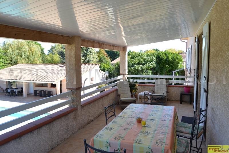 Vente maison / villa Pechbonnieu 514500€ - Photo 8