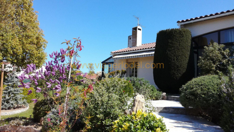 Life annuity house / villa Tournefeuille 85 000€ - Picture 2