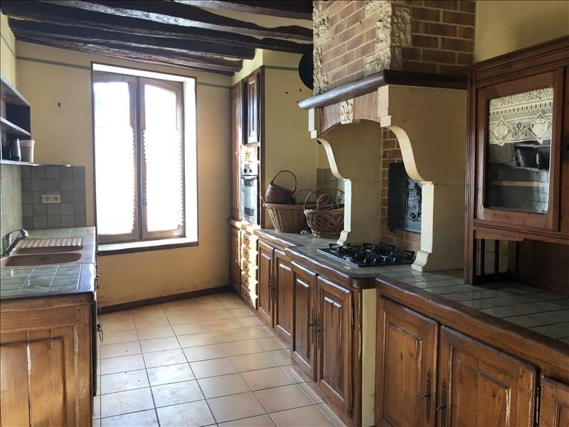 Sale house / villa Fontaines 65 000€ - Picture 2
