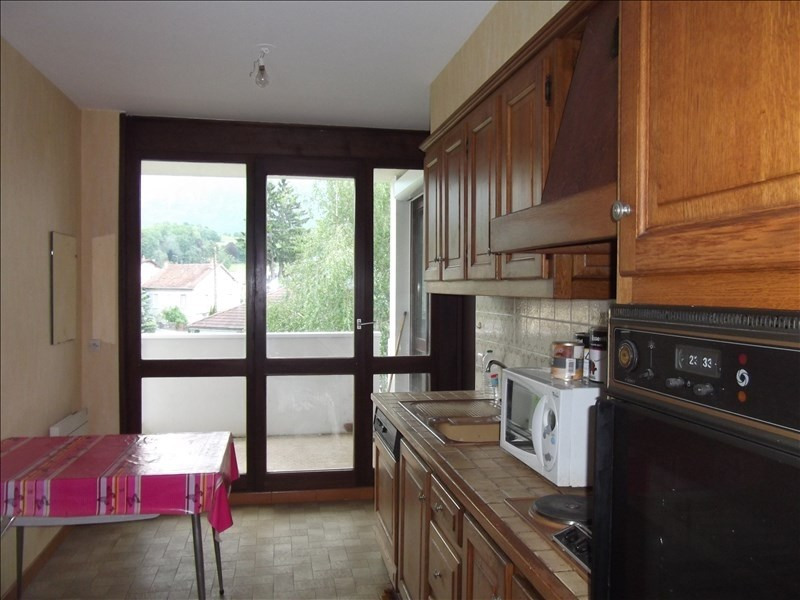Sale apartment Yenne 129000€ - Picture 2