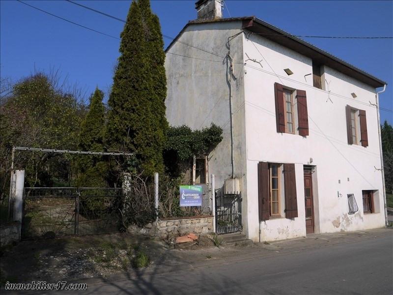 Vente maison / villa Castelmoron sur lot 54500€ - Photo 1