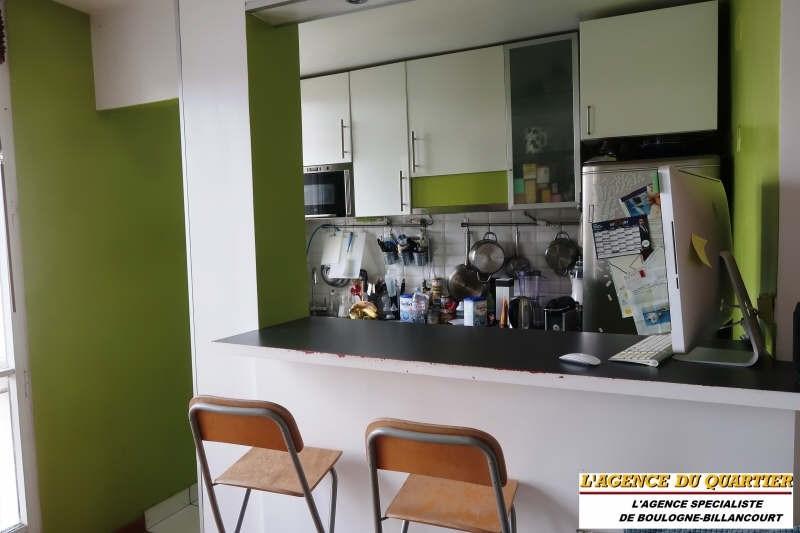 Venta  apartamento Boulogne-billancourt 315000€ - Fotografía 4