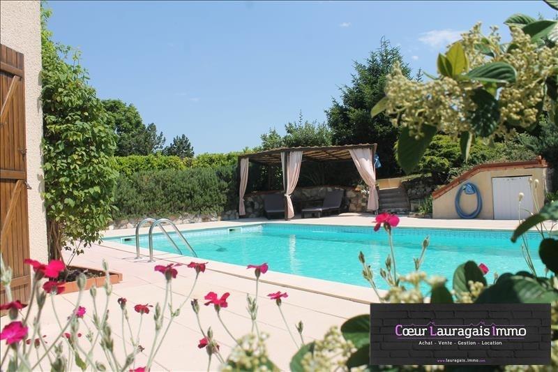 Sale house / villa Ste foy d'aigrefeuille 439000€ - Picture 1