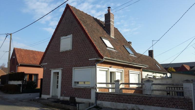 Rental house / villa Enguinegatte 415€ CC - Picture 1