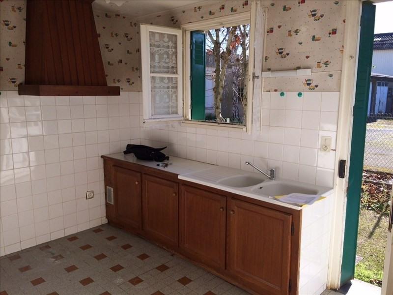 Vente maison / villa Ruffec 54000€ - Photo 3