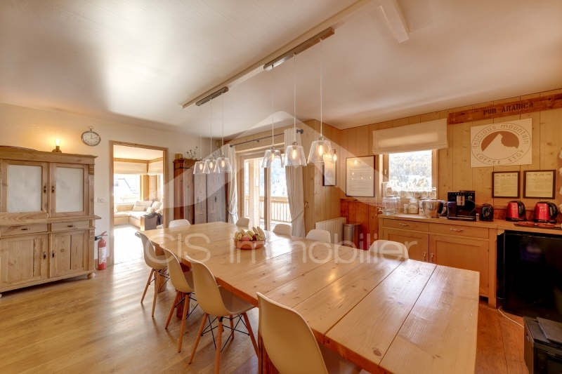 Deluxe sale house / villa Meribel 3 400 000€ - Picture 10