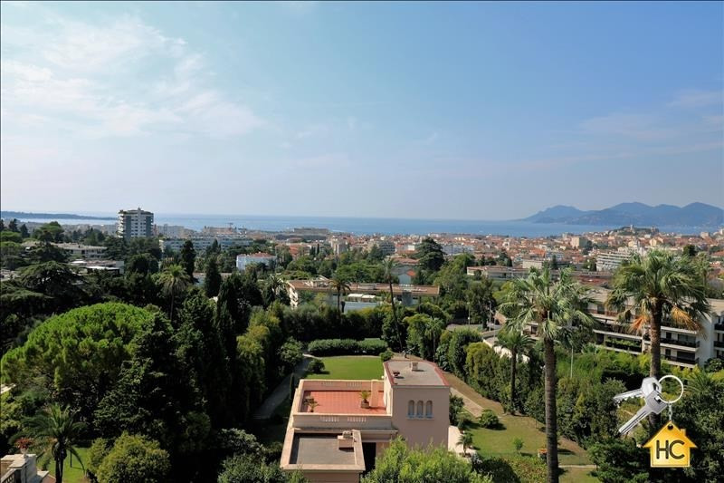 Deluxe sale apartment Cannes 1 225 000€ - Picture 1