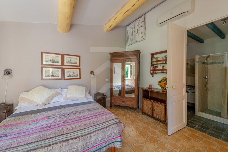 Deluxe sale house / villa Vedène 785000€ - Picture 9
