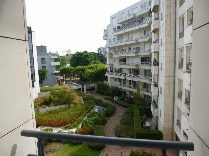 Rental apartment Boulogne billancourt 950€ CC - Picture 1