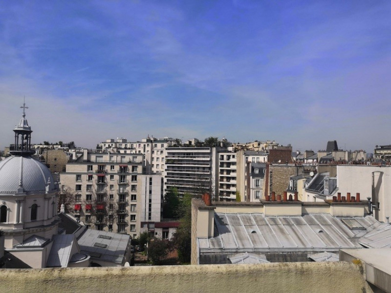 Sale apartment Paris 16ème 265 000€ - Picture 1