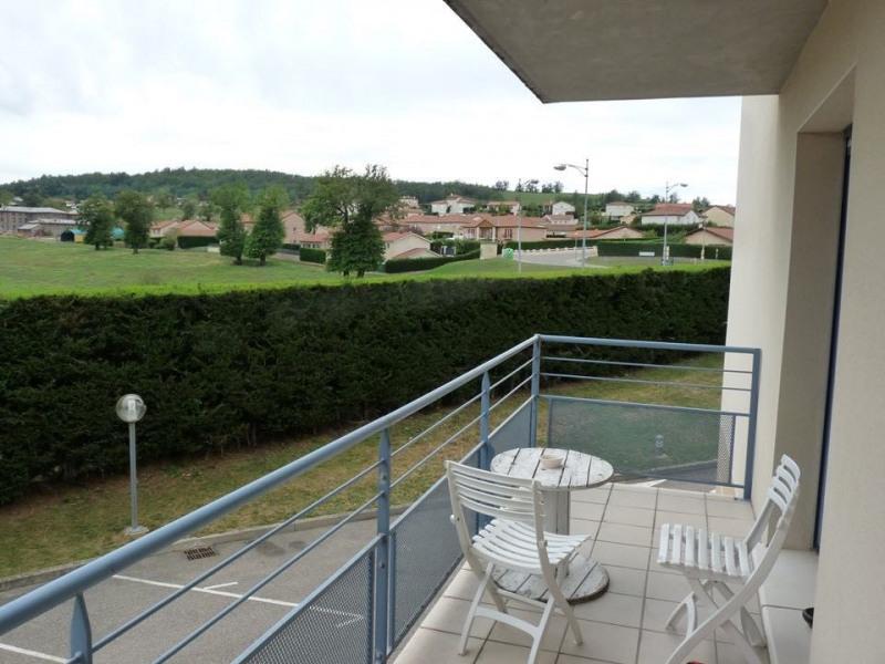 Verkoop  appartement Roche-la-moliere 119000€ - Foto 5