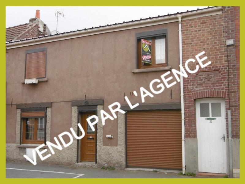 Vente maison / villa Bauvin 127900€ - Photo 1