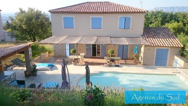 Vente de prestige maison / villa Mimet 650000€ - Photo 1