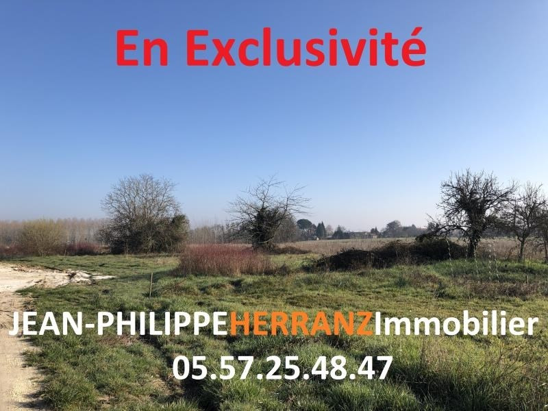 Vente terrain Libourne 89 000€ - Photo 1