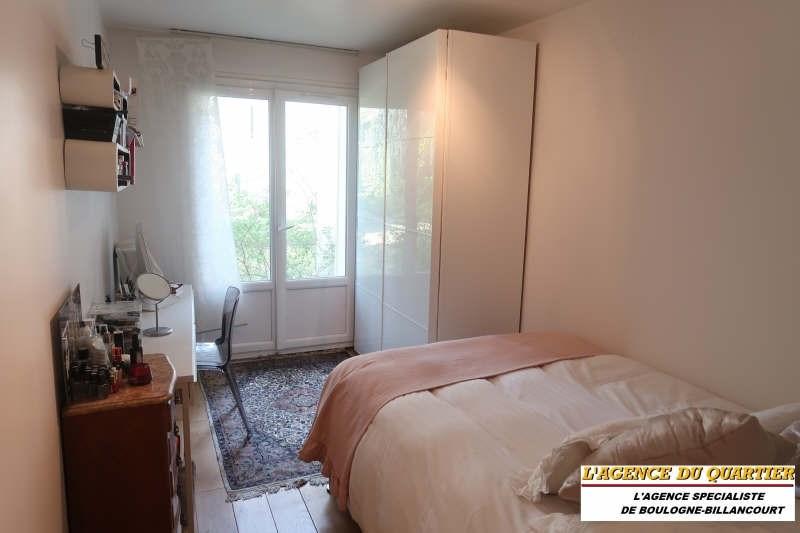 Sale apartment Boulogne billancourt 509000€ - Picture 6
