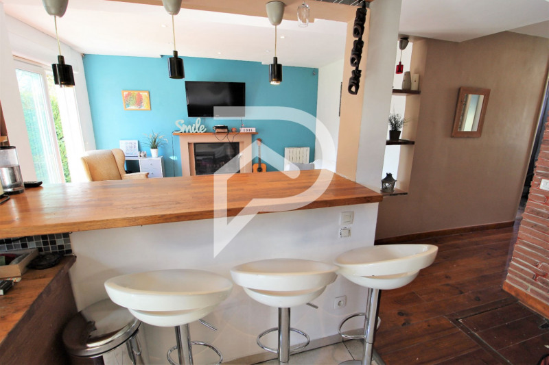 Sale house / villa Margency 345 000€ - Picture 4