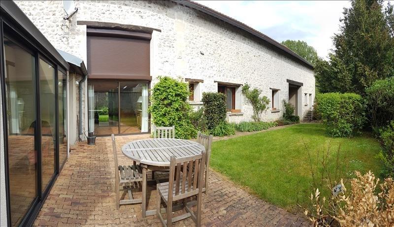 Sale house / villa Vallangoujard 497000€ - Picture 1