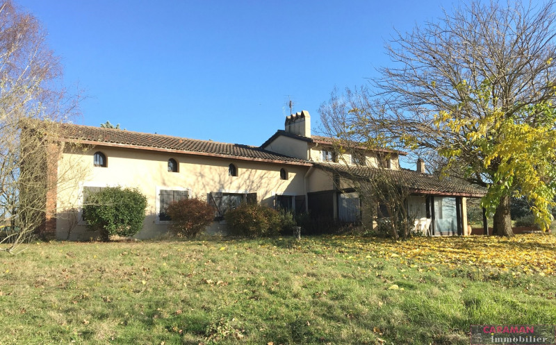 Vente maison / villa Caraman 395 000€ - Photo 1
