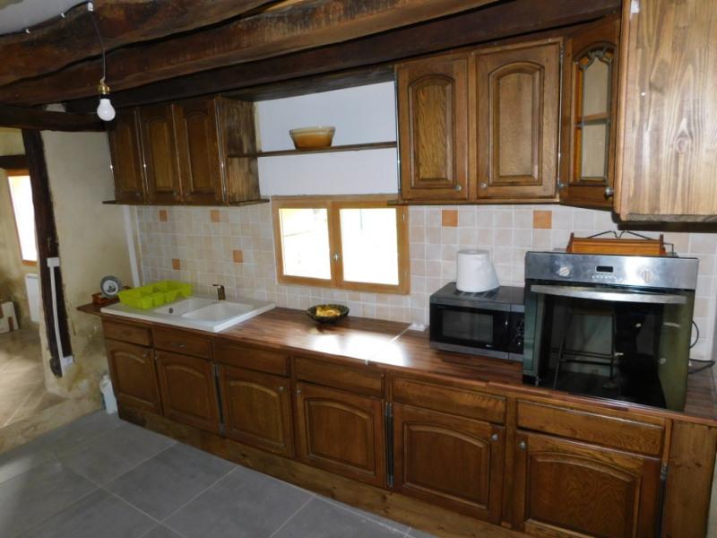 Sale house / villa Les hermites 121000€ - Picture 4