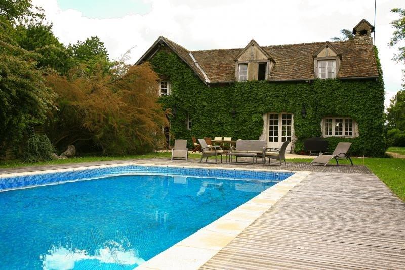 Deluxe sale house / villa Houdan 1170000€ - Picture 2